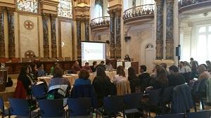 assemblea Consejo General del Trabajo Social