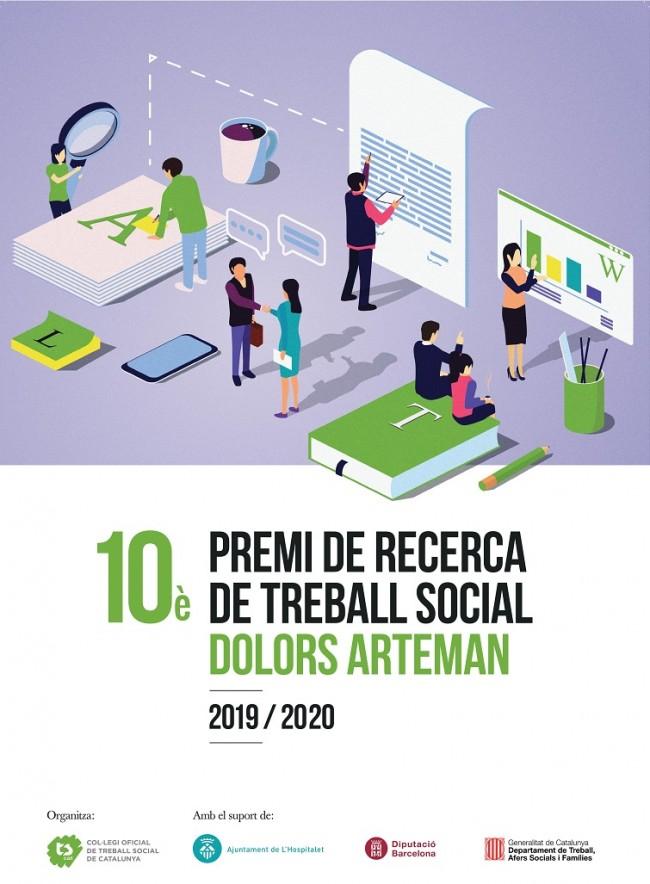 10è Premi de Recerca de Treball Social Dolors Arteman