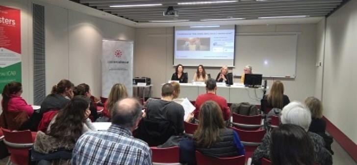 Conferència Els drets de nens i nenes avui